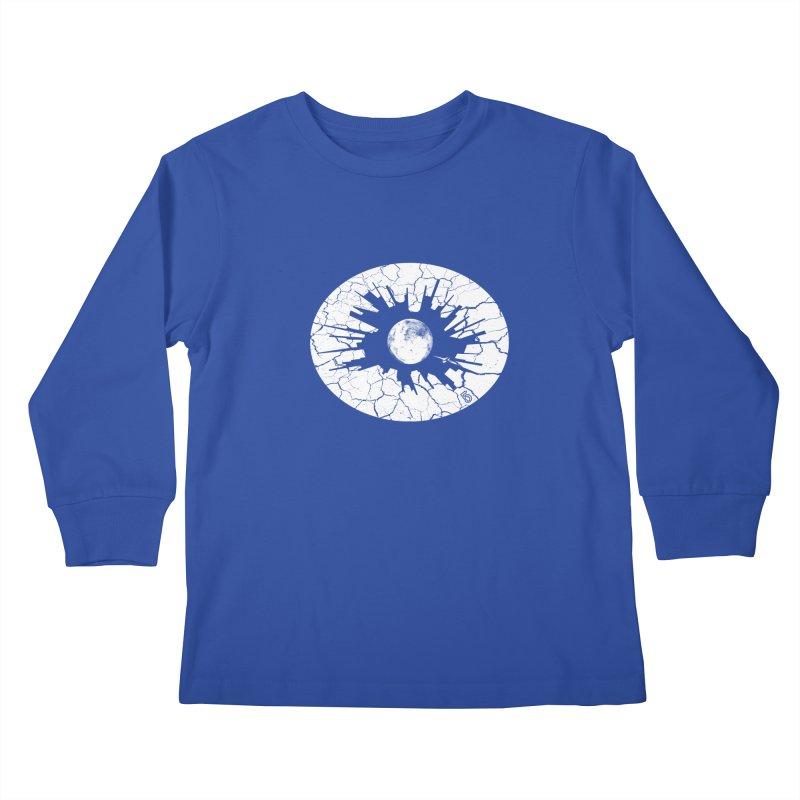 Eye on the City Kids Longsleeve T-Shirt by The Artist Shop of Ben Stevens