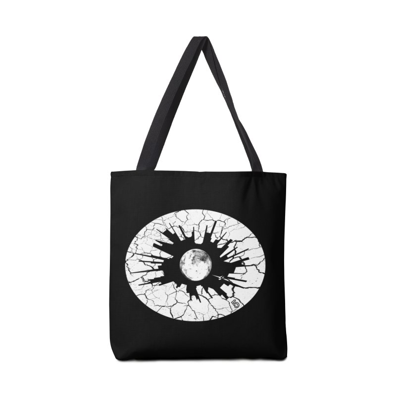 Eye on the City Accessories Bag by The Artist Shop of Ben Stevens
