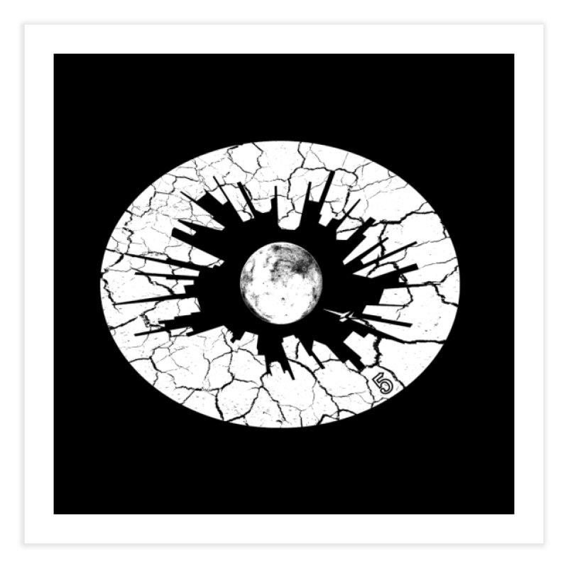 Eye on the City Home Fine Art Print by The Artist Shop of Ben Stevens
