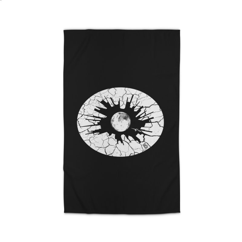 Eye on the City Home Rug by The Artist Shop of Ben Stevens