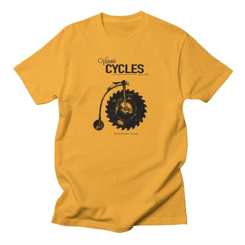 Vicious Cycles Women's Unisex T-Shirt by The Artist Shop of Ben Stevens