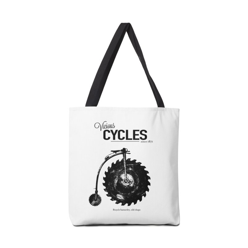 Vicious Cycles Accessories Bag by The Artist Shop of Ben Stevens