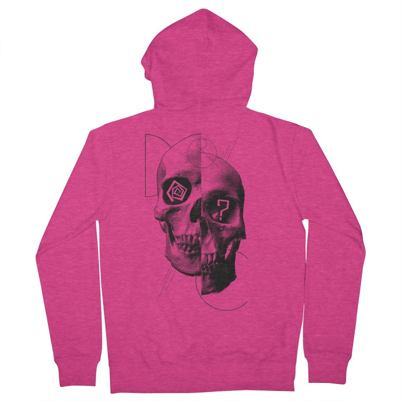 Dazed & Confused Women's French Terry Zip-Up Hoody by The Artist Shop of Ben Stevens