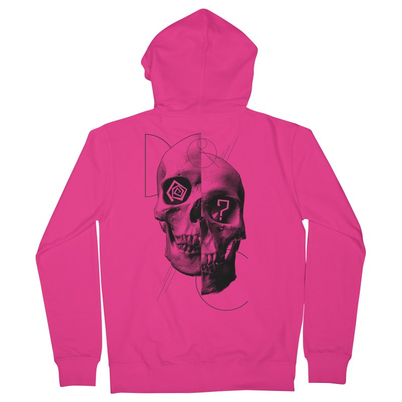 Dazed & Confused Men's Zip-Up Hoody by The Artist Shop of Ben Stevens