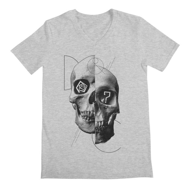 Dazed & Confused Men's V-Neck by The Artist Shop of Ben Stevens