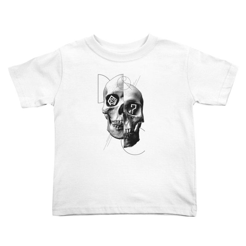 Dazed & Confused Kids Toddler T-Shirt by The Artist Shop of Ben Stevens