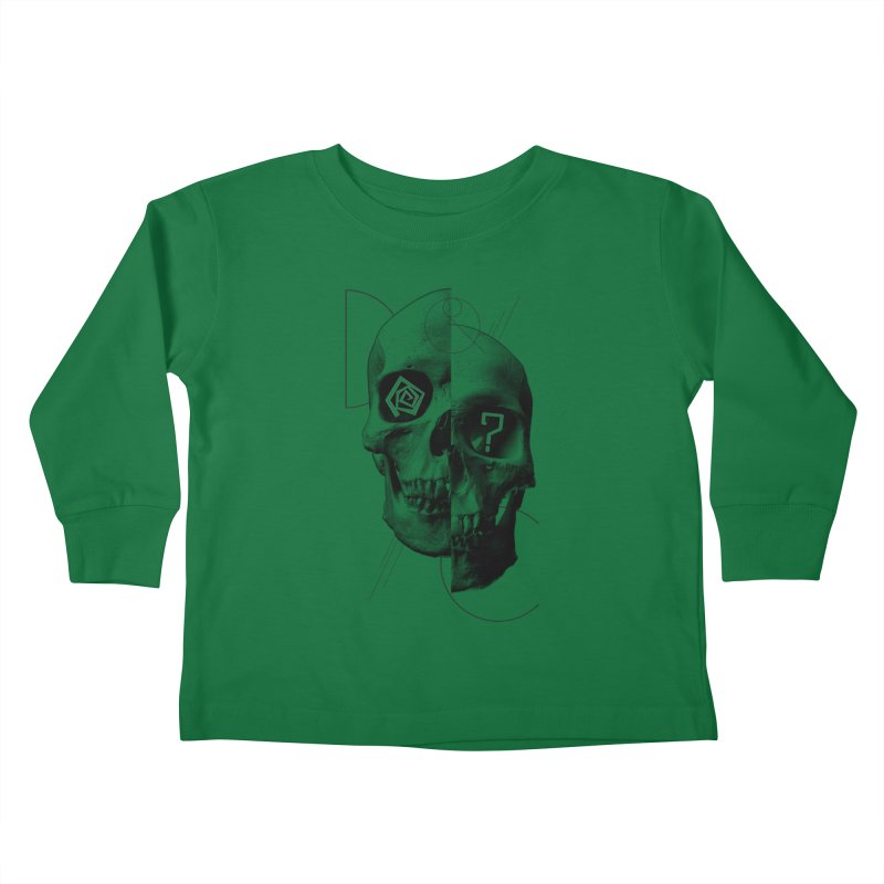 Dazed & Confused Kids Toddler Longsleeve T-Shirt by The Artist Shop of Ben Stevens