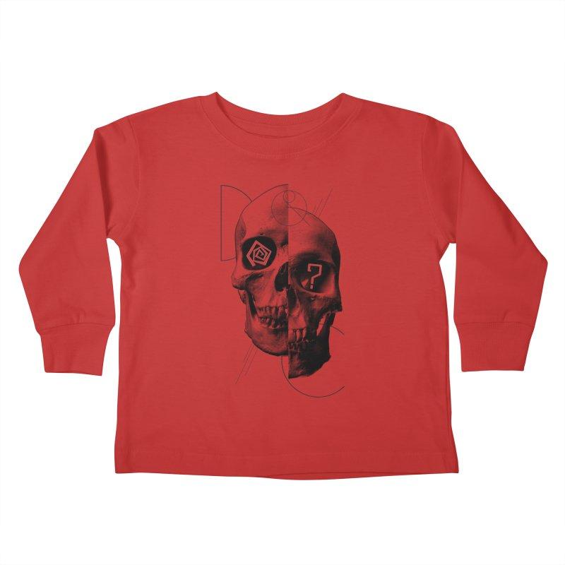 Dazed & Confused Kids Toddler Longsleeve T-Shirt by The Artist Shop of Ben Stevens