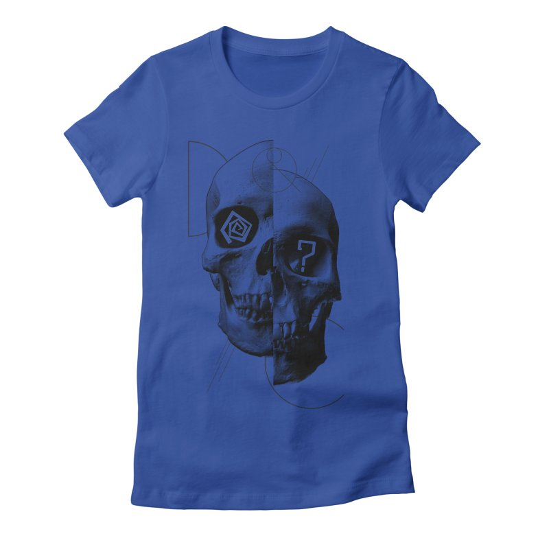 Dazed & Confused Women's Fitted T-Shirt by The Artist Shop of Ben Stevens