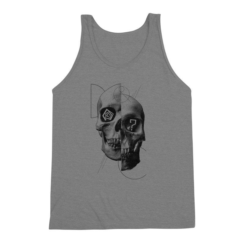 Dazed & Confused Men's Triblend Tank by The Artist Shop of Ben Stevens