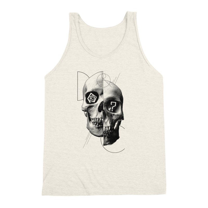 Dazed & Confused Men's Triblend Tank by The Artist Shop of Ben Stevens