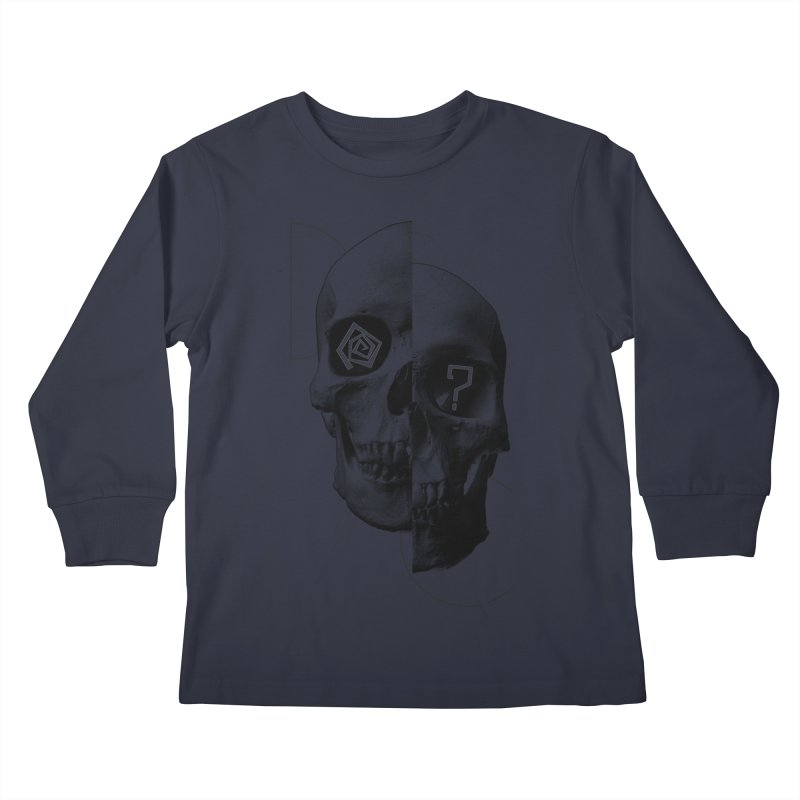 Dazed & Confused Kids Longsleeve T-Shirt by The Artist Shop of Ben Stevens