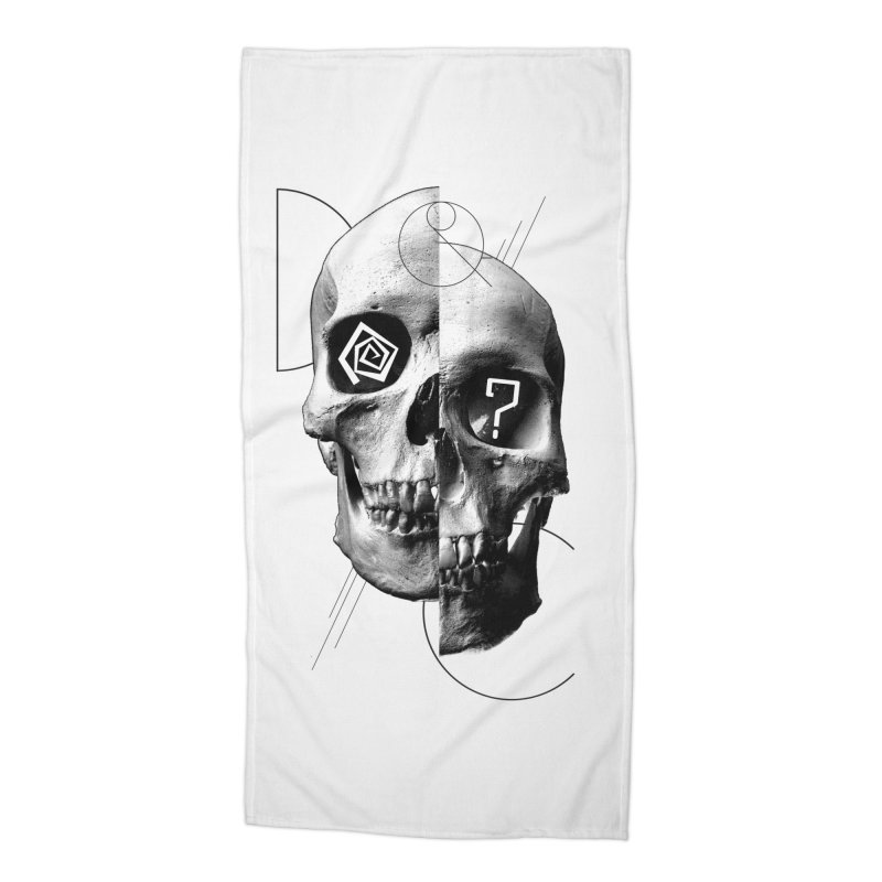 Dazed & Confused Accessories Beach Towel by The Artist Shop of Ben Stevens