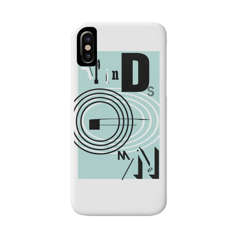 Friends of Mine Accessories Phone Case by The Artist Shop of Ben Stevens
