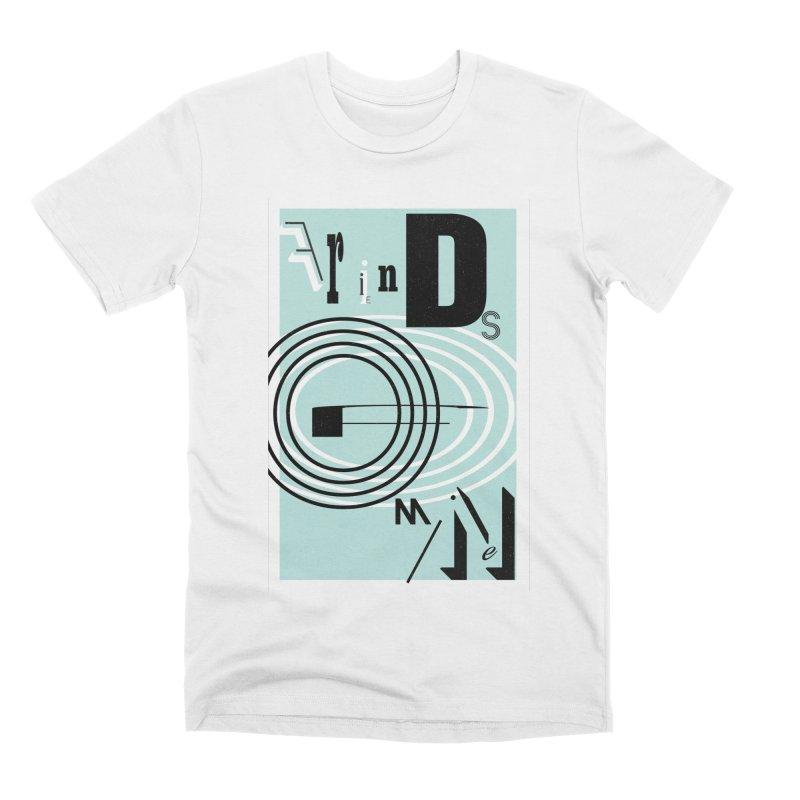 Friends of Mine Men's Premium T-Shirt by The Artist Shop of Ben Stevens