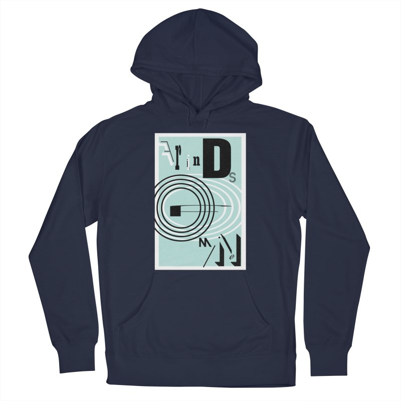 Friends of Mine Men's Pullover Hoody by The Artist Shop of Ben Stevens