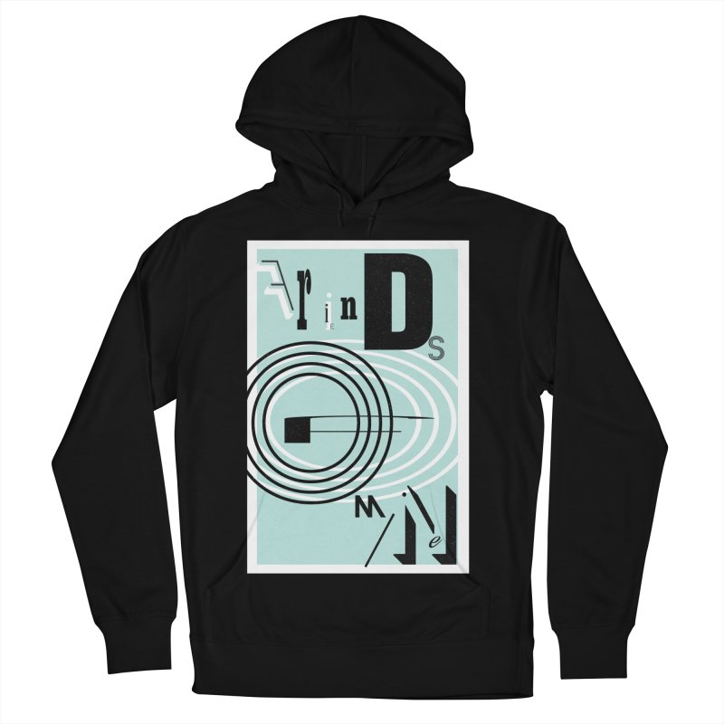 Friends of Mine Women's French Terry Pullover Hoody by The Artist Shop of Ben Stevens