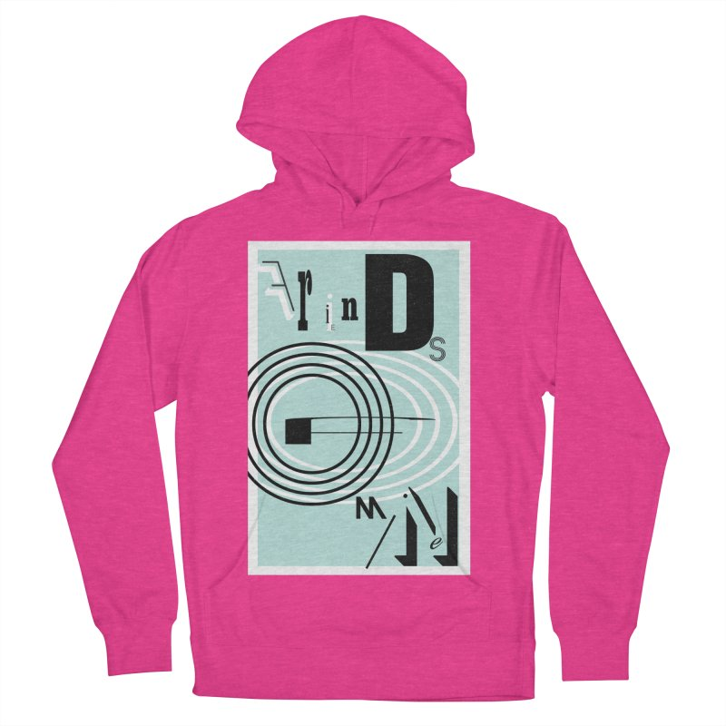 Friends of Mine Men's French Terry Pullover Hoody by The Artist Shop of Ben Stevens