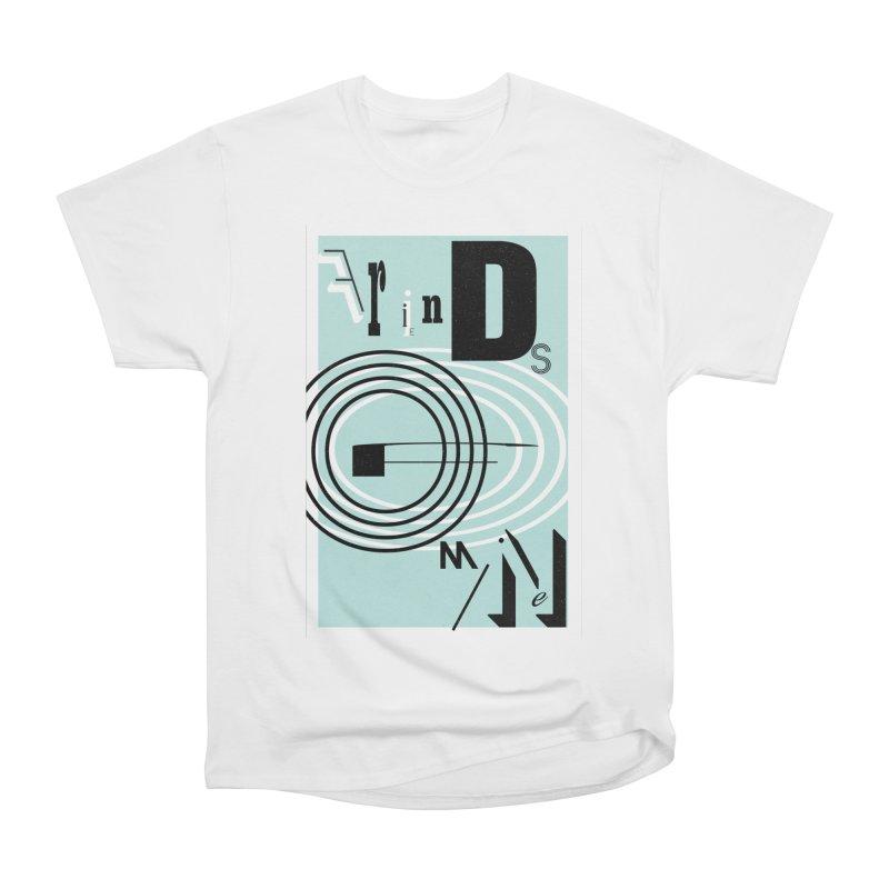 Friends of Mine Men's Heavyweight T-Shirt by The Artist Shop of Ben Stevens