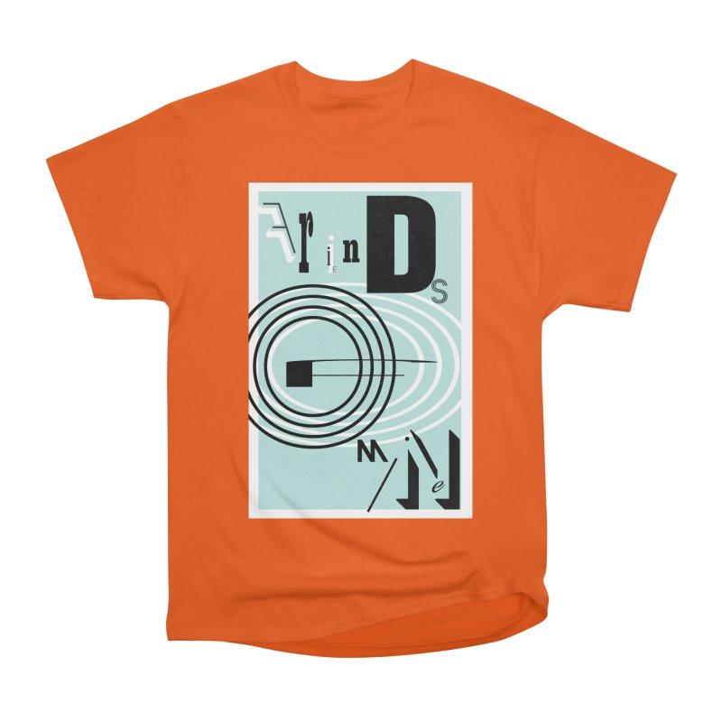 Friends of Mine Women's Heavyweight Unisex T-Shirt by The Artist Shop of Ben Stevens