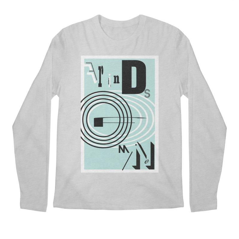 Friends of Mine Men's Regular Longsleeve T-Shirt by The Artist Shop of Ben Stevens