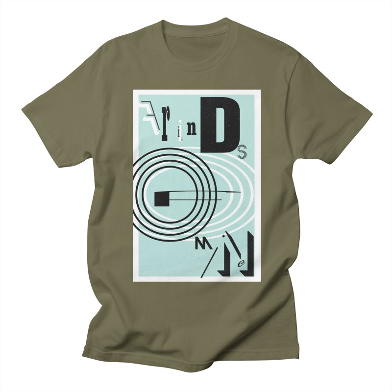 Friends of Mine Women's Regular Unisex T-Shirt by The Artist Shop of Ben Stevens