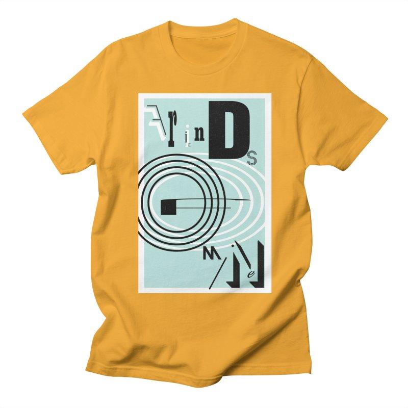Friends of Mine Men's Regular T-Shirt by The Artist Shop of Ben Stevens