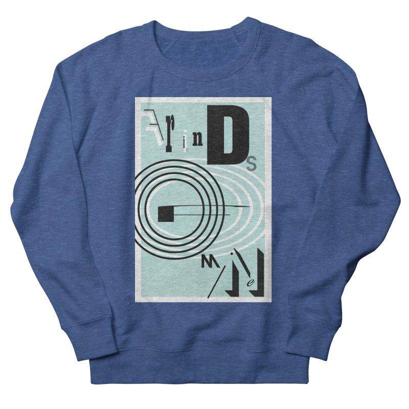 Friends of Mine Women's French Terry Sweatshirt by The Artist Shop of Ben Stevens