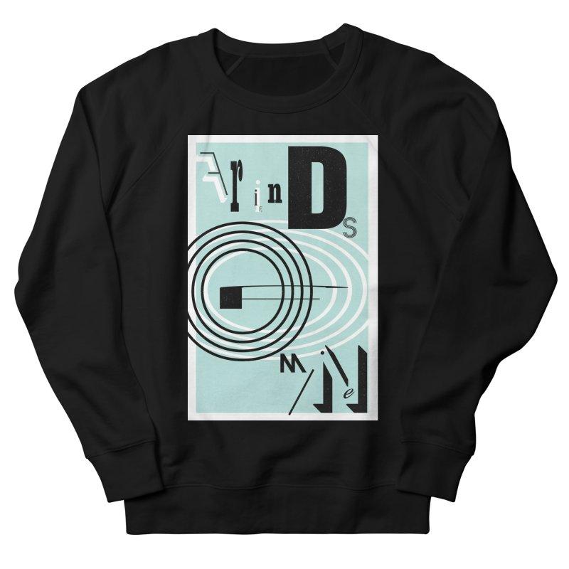 Friends of Mine Men's French Terry Sweatshirt by The Artist Shop of Ben Stevens