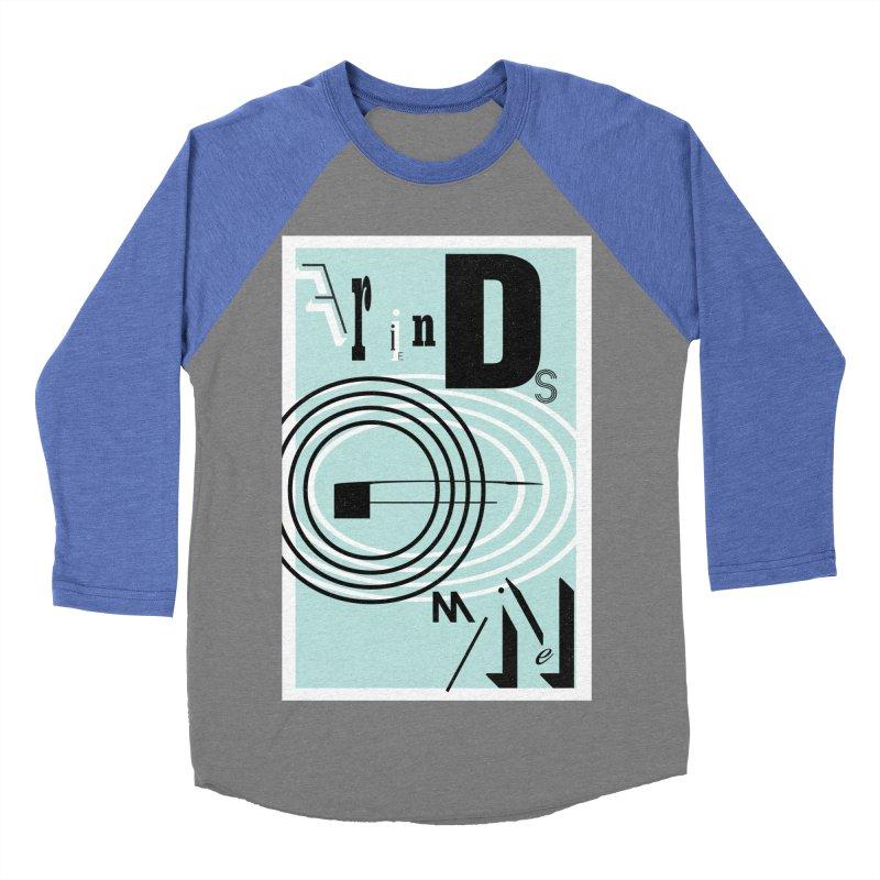 Friends of Mine Men's Baseball Triblend Longsleeve T-Shirt by The Artist Shop of Ben Stevens