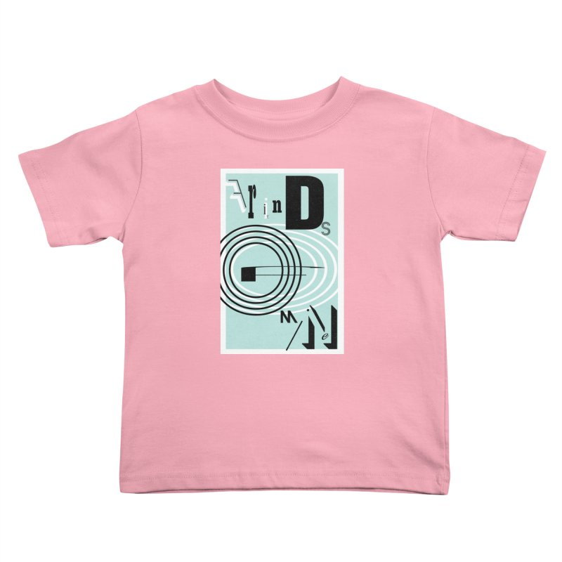 Friends of Mine Kids Toddler T-Shirt by The Artist Shop of Ben Stevens