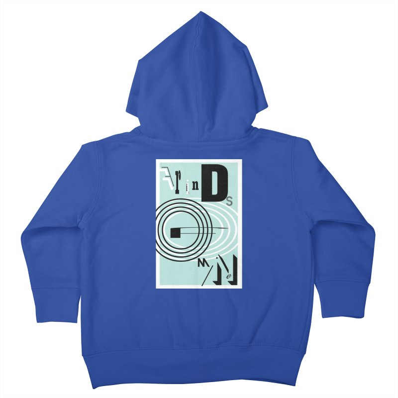 Friends of Mine Kids Toddler Zip-Up Hoody by The Artist Shop of Ben Stevens