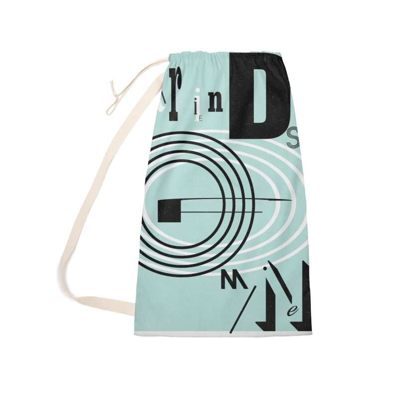 Friends of Mine Accessories Laundry Bag Bag by The Artist Shop of Ben Stevens