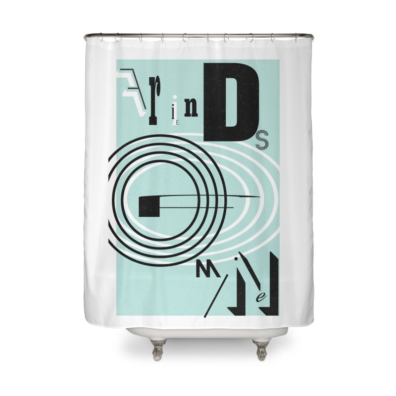 Friends of Mine Home Shower Curtain by The Artist Shop of Ben Stevens