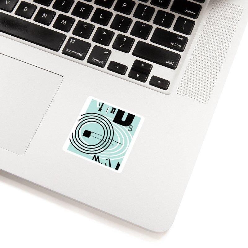 Friends of Mine Accessories Sticker by The Artist Shop of Ben Stevens