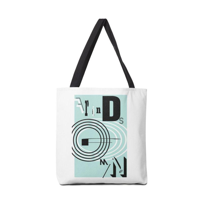 Friends of Mine Accessories Bag by The Artist Shop of Ben Stevens