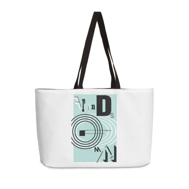 Friends of Mine Accessories Weekender Bag Bag by The Artist Shop of Ben Stevens