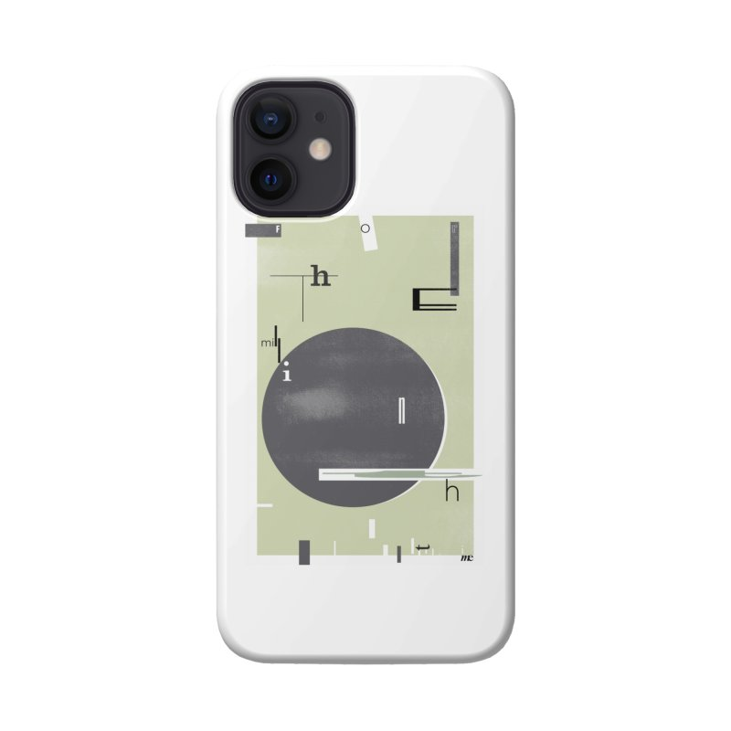 For the Millionth Time... Accessories Phone Case by The Artist Shop of Ben Stevens