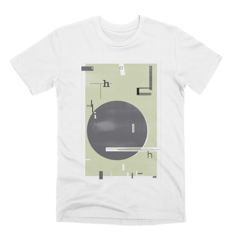 For the Millionth Time... Men's T-Shirt by The Artist Shop of Ben Stevens