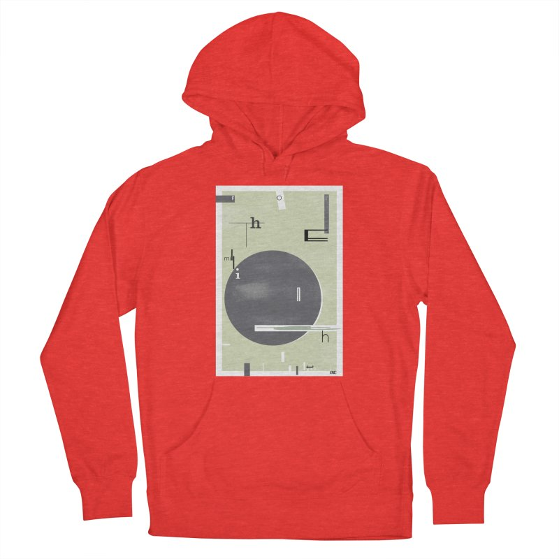 For the Millionth Time... Men's Pullover Hoody by The Artist Shop of Ben Stevens