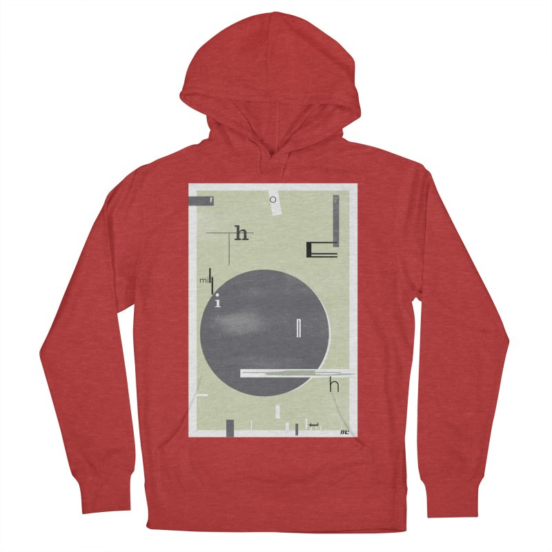 For the Millionth Time... Women's French Terry Pullover Hoody by The Artist Shop of Ben Stevens