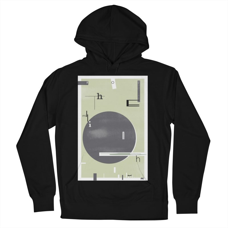 For the Millionth Time... Women's Pullover Hoody by The Artist Shop of Ben Stevens