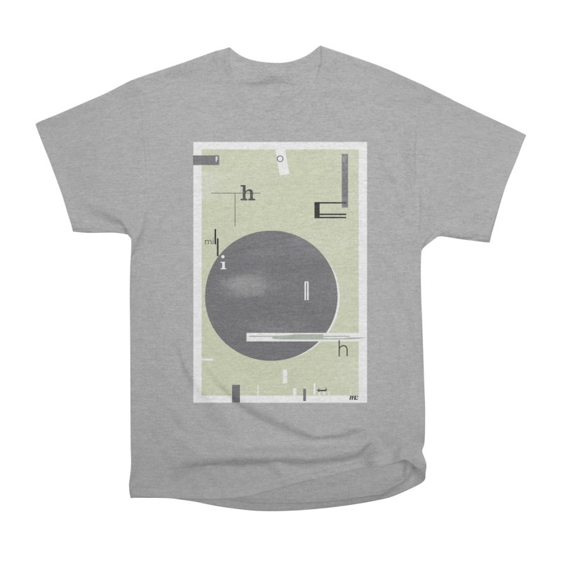 For the Millionth Time... Men's Heavyweight T-Shirt by The Artist Shop of Ben Stevens