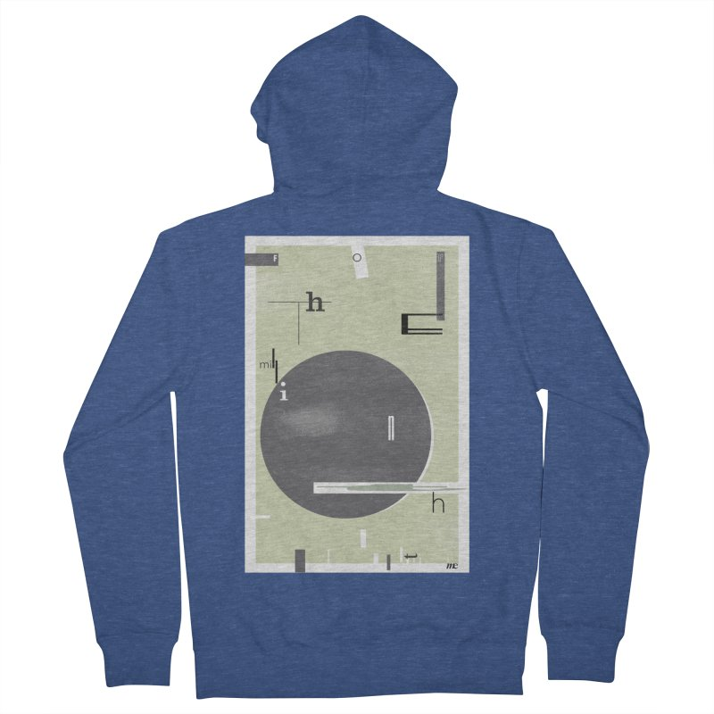For the Millionth Time... Women's Zip-Up Hoody by The Artist Shop of Ben Stevens