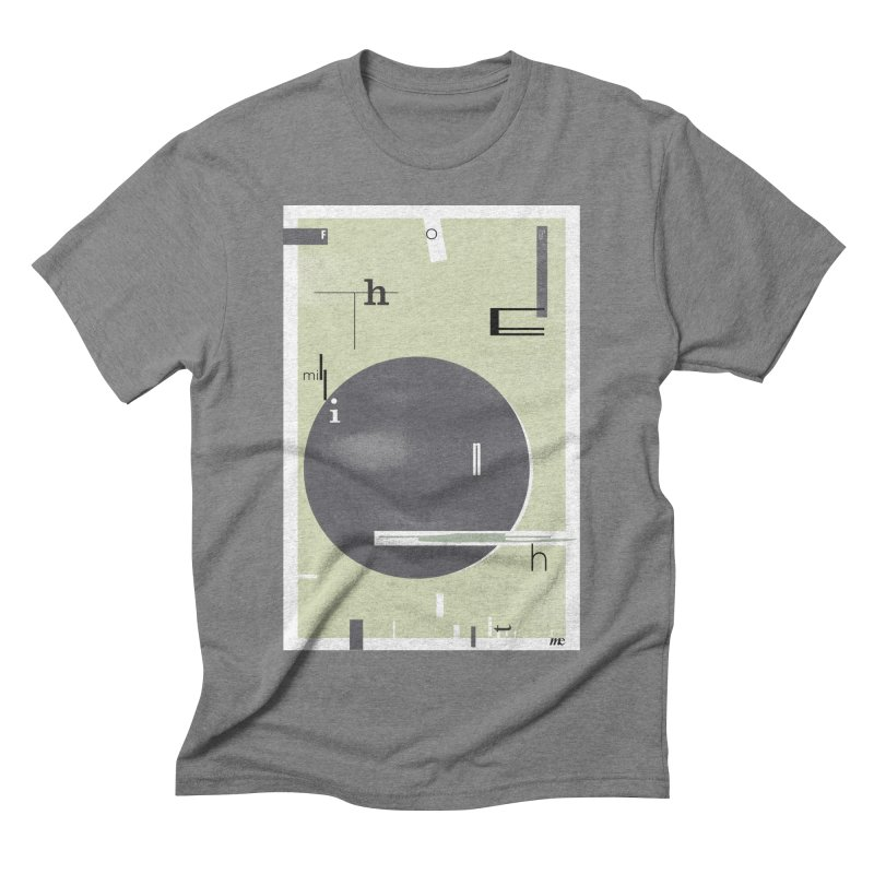 For the Millionth Time... Men's Triblend T-Shirt by The Artist Shop of Ben Stevens