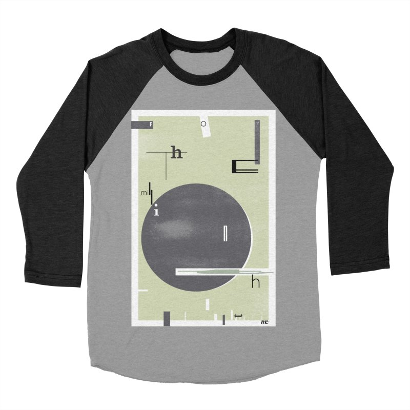 For the Millionth Time... Women's Baseball Triblend Longsleeve T-Shirt by The Artist Shop of Ben Stevens