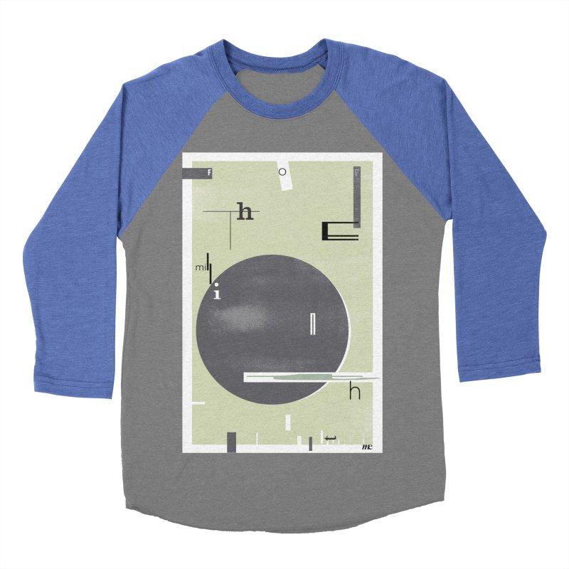 For the Millionth Time... Men's Baseball Triblend Longsleeve T-Shirt by The Artist Shop of Ben Stevens