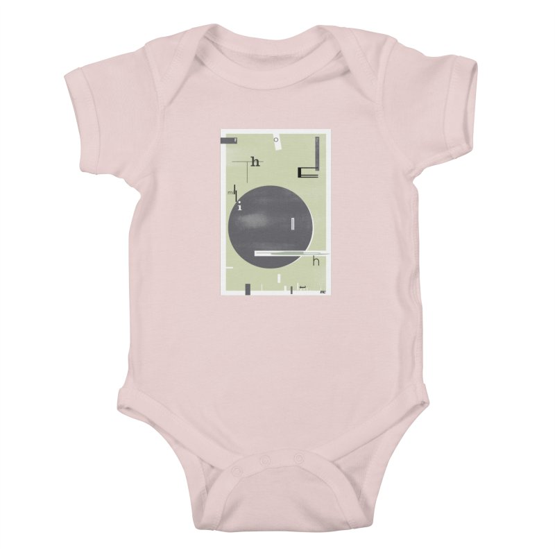 For the Millionth Time... Kids Baby Bodysuit by The Artist Shop of Ben Stevens