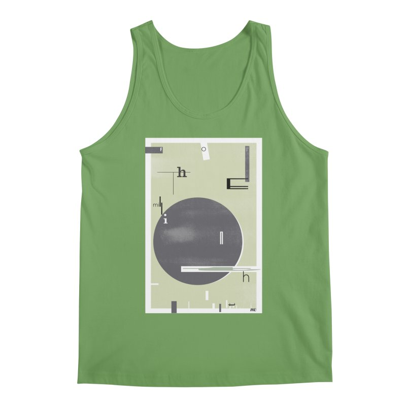 For the Millionth Time... Men's Tank by The Artist Shop of Ben Stevens