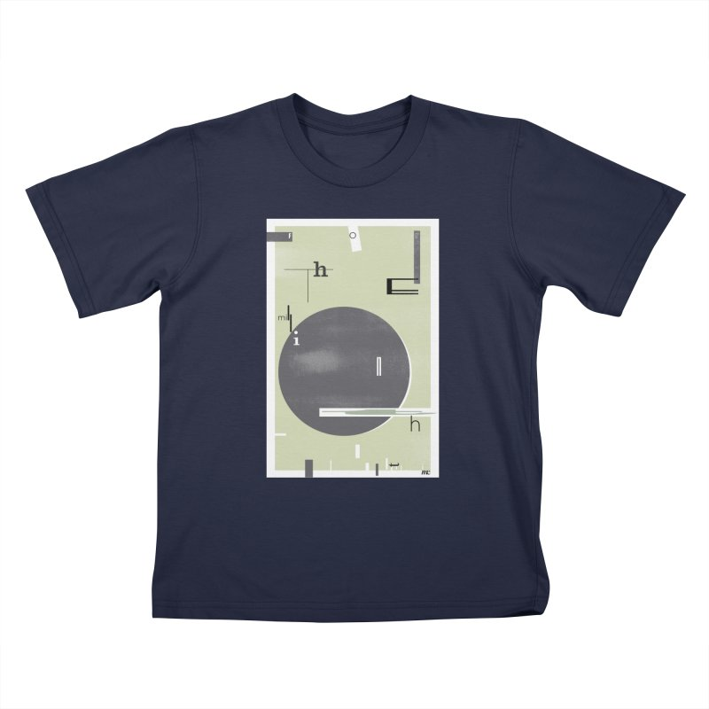 For the Millionth Time... Kids T-Shirt by The Artist Shop of Ben Stevens